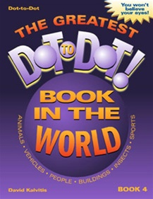 The Greatest Dot-to-Dot Book in the World, Book 4