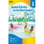 Summer Activities for the Gifted Student going into Grade 5