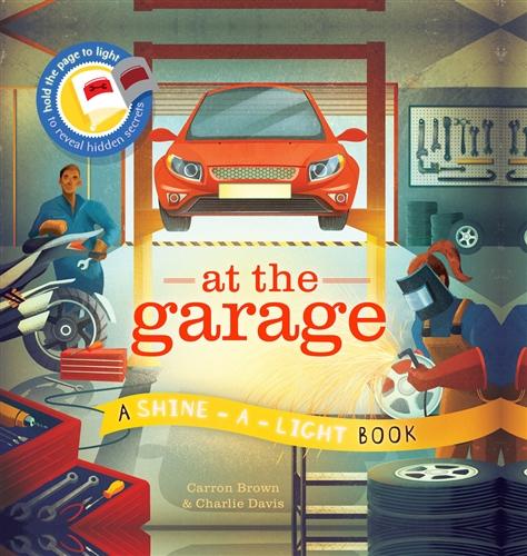 Usborne Shine A Light Books Classy At The Garage ShineALight