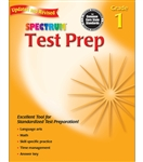 Spectrum Test Prep Grade 1