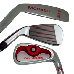 "The ""Monaco"" Combo 9-PW Iron"