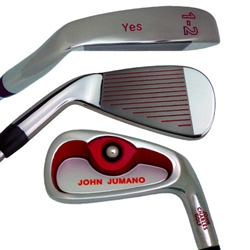 "The ""Yes"" John Jumano 1-2 Iron"
