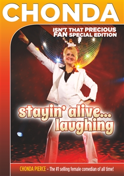 Stayin' Alive ... Laughing