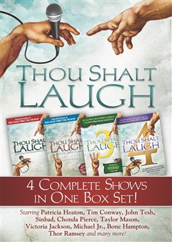 Thou Shalt Laugh 1-4 Box Set