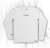 Mens Game Long Sleeve Tee