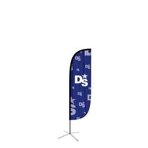 Feather Flag Outdoor Medium Convex Banners
