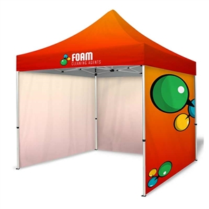 tent kit 3 10ft dye sublimation tent