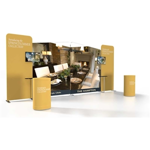 Wave Tube® Modular™ Booth Kit A2C4C4A2