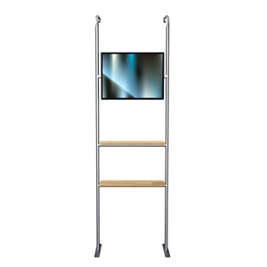 Wave Tube Modular Z04 monitor shelf unit