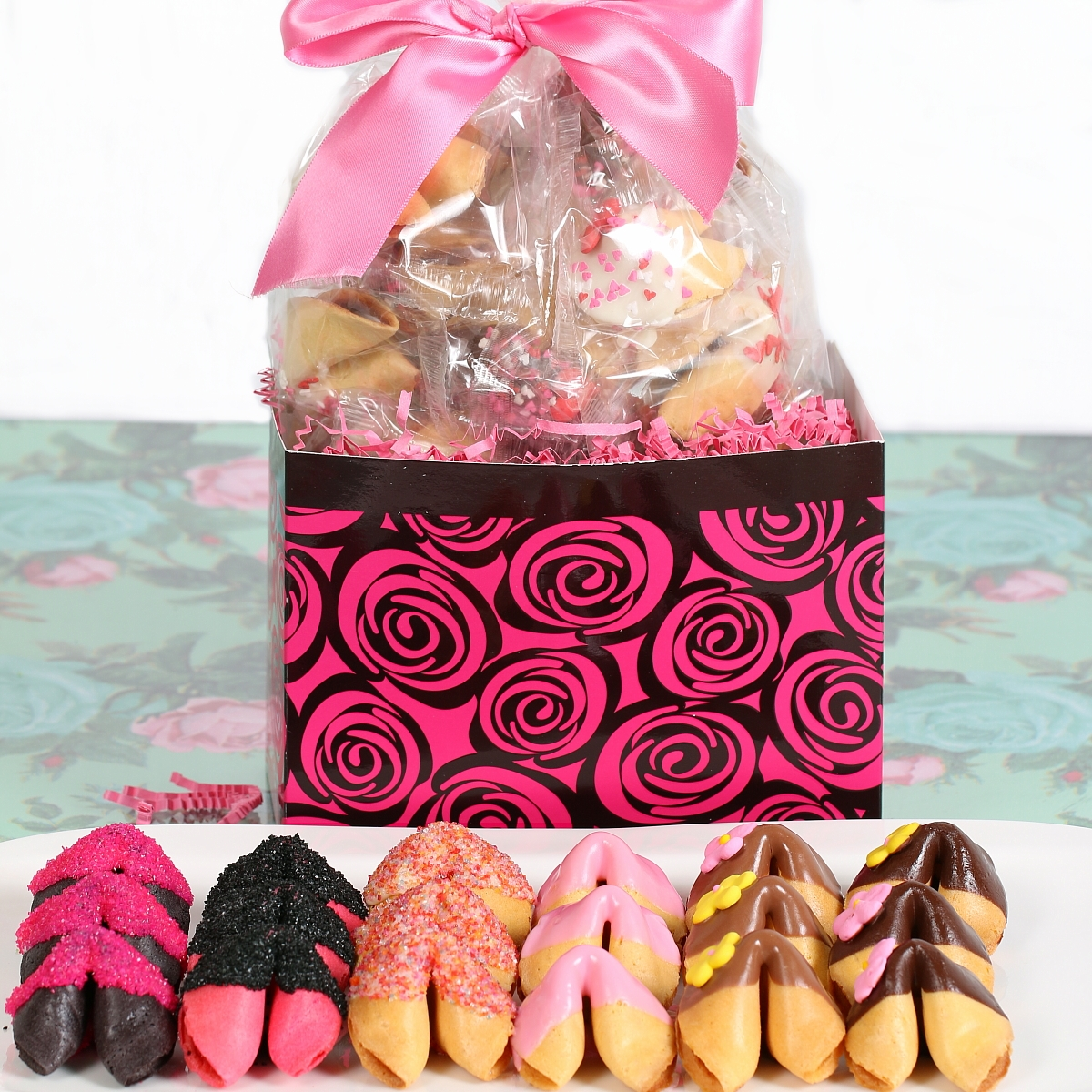 Dramatic Daisy Mother\'s Day Gift | Chocolate Covered Fortune Cookies ...