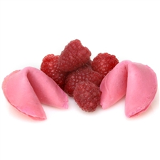 Our sweet pink fortune cookies for a cure raise money for breast cancer research