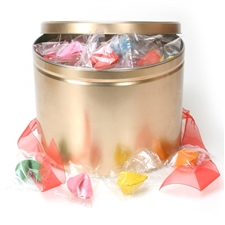 Gourmet Fortune Cookie Assortment - Unique Edible Gift Filled With Good Fortune