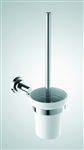 Aqua RONDO Toilet Brush - Chrome