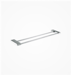 "Aqua FINO 24"" Double Towel Bar - Chrome"
