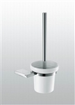 Aqua FINO Toilet Brush - Chrome