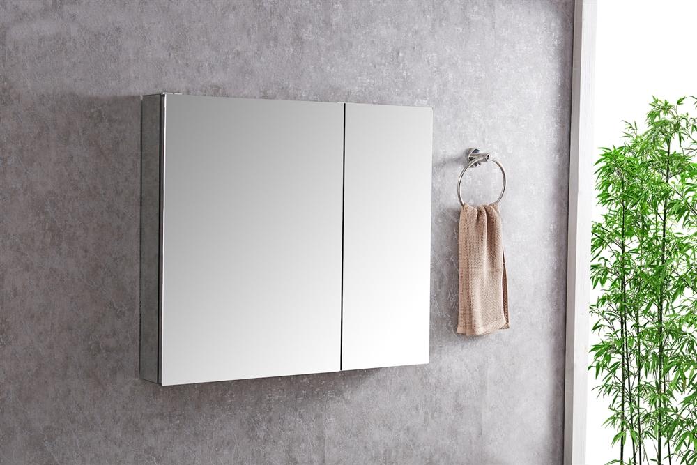 30 wide bathroom medicine cabinet for Bathroom cabinet 750
