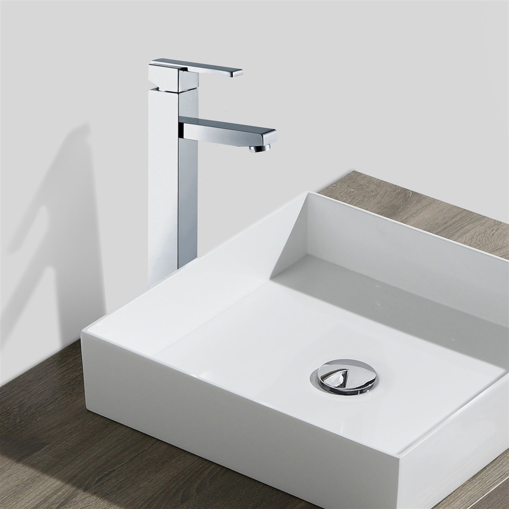 faucets tall lavatory hole vessel bathroom single collections get faucet a sink