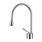 Aqua Infinity Single Lever  Faucet - Chrome