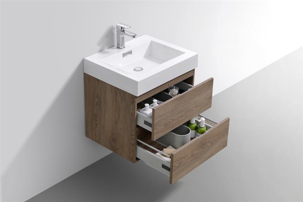 21+ Bliss 24 wall mount bathroom vanity nature wood ideas