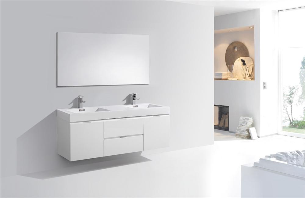 Sink Modern Bathroom Vanity