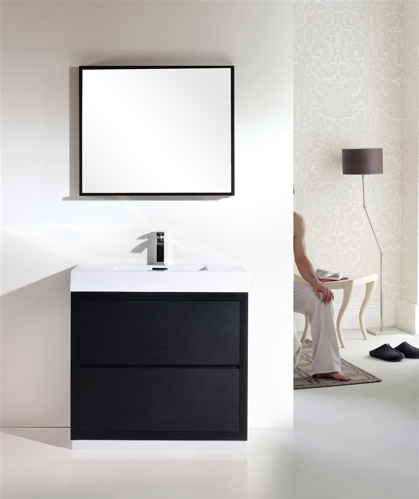 bathroom modern sink mount inch single product wall vanity collection mare mirror white piana glossy and with ceramic