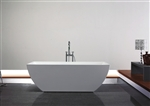 Kube CONTEMPORANEA Free Standing Bathtub