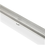 Kube 48″ Stainless Steel Pixel Grate