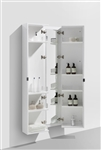 Kubebath Bathroom Linen Side Cabinet