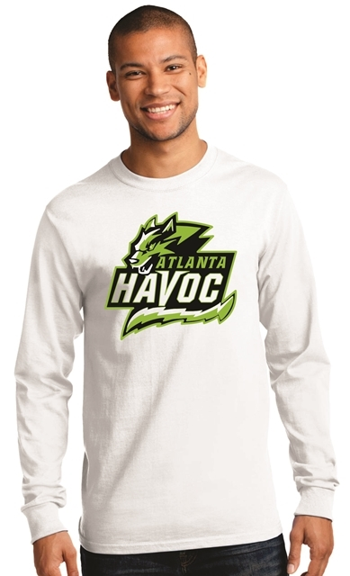 Atlanta Havoc LS Fan Tee