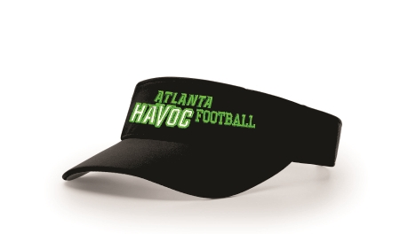 Atlanta Havoc Football Visor