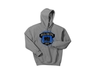 ALL-IN FC Sport Grey Heavy-weight Hoodie