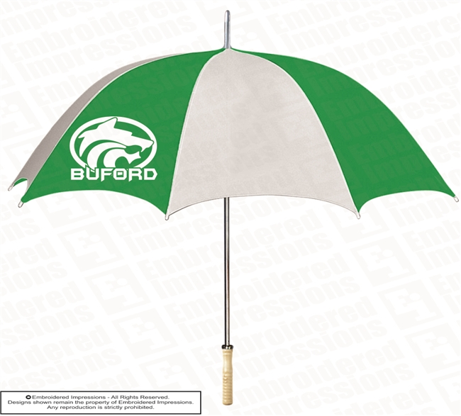 Buford Wolves Umbrella