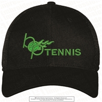 Rockets and Flying Tennis Ball Mesh Cap