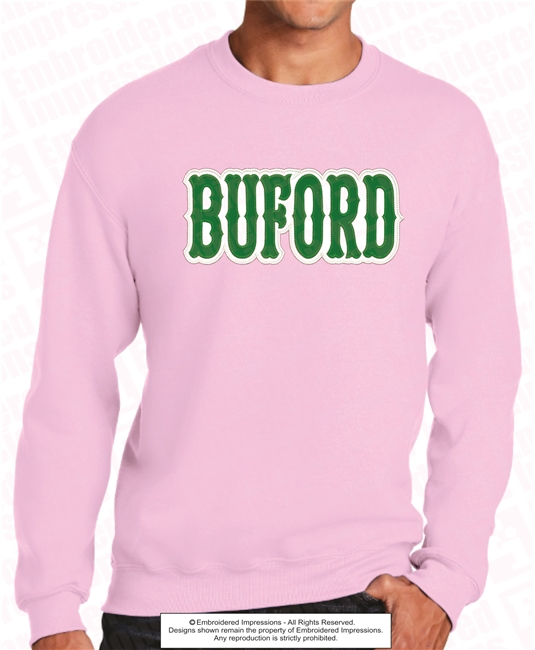 BUFORD Crewneck Sweatshirt