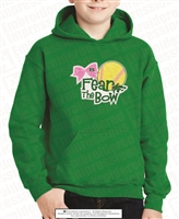 Fear the Bow Softball Hoodie