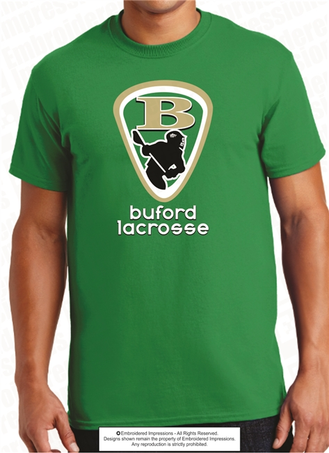 Buford Lacrosse League Tee Shirt