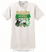 Buford Story All Wolves Tee