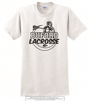 Buford Lacrosse Sweeping Tee