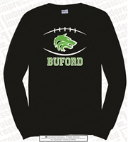 Buford Football Long Sleeve Tee