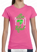 Beautiful Buford Girl Tee
