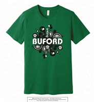 Buford Girl Retro Tee