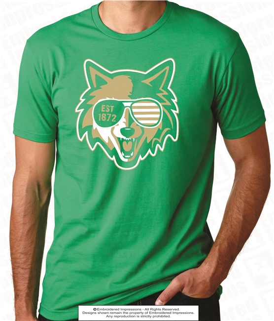 Sunglasses Wolf Tee