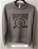 Buford Wolves Crest Crew Neck