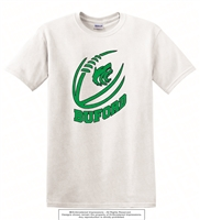 Buford Football Fine Jersey Tee