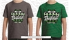 Buford Wolves Aztec Paw Tee