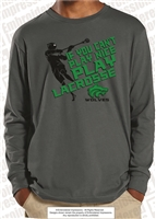 Buford Lacrosse Play Nice Tee Shirt