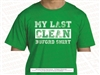 Buford Wolves Last Clean Tee