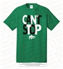 Can't Stop Buford Tee