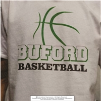 Buford Basketball Tee Shirt