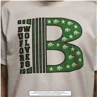 Buford Star Spangled B Tee Shirt